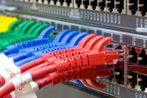Как прокладывают компьютерные сети